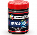 OMEGA-3D (90 softgels)